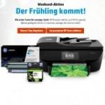 Bis zu 65% Ersparnis auf HP Drucker und 10%Gutschein auf HP Tinte und Toner