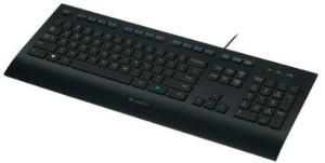 Leise Tastatur für Office und Business: Logitech K280e