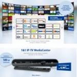 Neu bei 1&1 DSL: Digital TV mit vielen HD Sendern