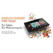 Kindle Fire Tablet Angebot am 12. und 13. April 2015