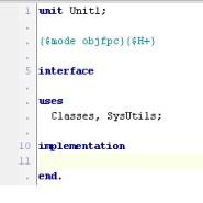 Pascal lernen mit kostenlosen Entwicklungsumgebungen
