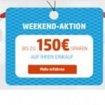 Bis zu 150 Euro dieses Wochenende bei HP sparen