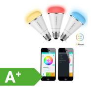 MiPow Playbulb mit Fernsteuerung per Smartohone