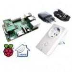 Raspberry Pi 2 Modell B 1 GB+RaZberry Z-Wave -Starterkit für Heimautomatisierung