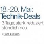 Technik Deal Tage bei Amazon ab 18. Mai