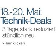 Technik Deal Tage bei Amazon ab 18. Mai