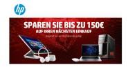 HP Weekend: bis zu 150 Euro Rabatt
