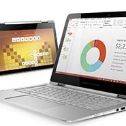 HP Spectre x360 - ultraflacher Convertible-Notebook, das begeistert