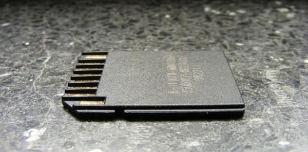 SD Speicherkarte