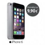 Vodafone Aktion: iPhone 6 mit 64 GB für nur 9.90 einmalig
