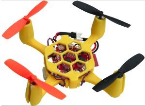 Flexbot Bausatz Quadrocopter selber bauen