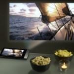 Aiptek ProjectorPad P70: Mini-Beamer und Android-Tablet in einem