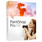 PaintShop Pro X8