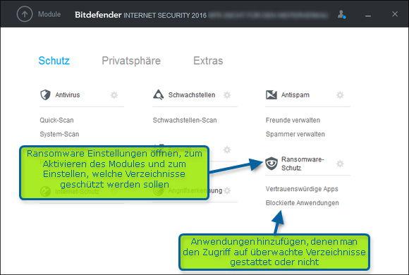 Bitdefender-2016-ransomware-schutz-einstellen