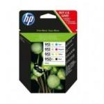 HP 950XL/951XL Combo Pack für Officejet Drucker