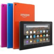 Fire 7, Fire 8 und Fire 10 Tablet von Amazon