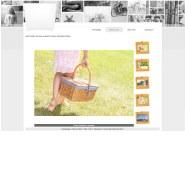 Webseite / Homepage mit Fotogalerie