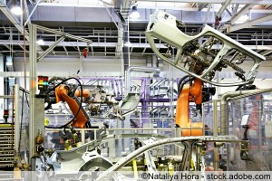 Automatisierung und Sicherheit bei Prozessanlagen in der Industrie