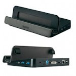 Belkin USB 3.0 Dual Video Dockingstation für Windows Tablet PCs mit LAN
