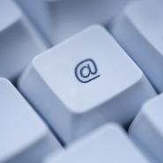 E-Mail Taste Tastatur