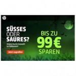Beim HP Halloween Weekend bis zu 99 Euro sparen