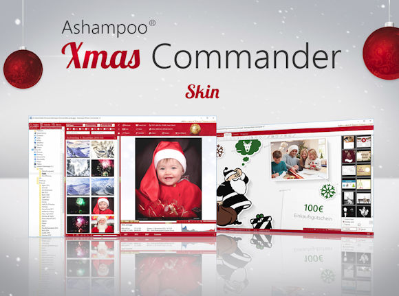 Ashampoo Photo Commander Xmas Edition