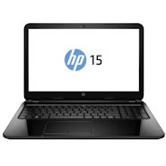 HP 15-ac120ng Notebook mit Windows 10