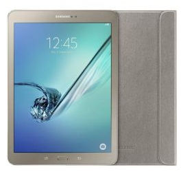 Samsung GALAXY Tab S2 9.7 T810N Limited Gold Edition plus Cover