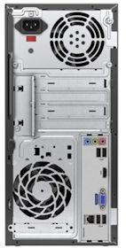 HP Pavilion 550-128ng Desktop-PC: ausgewogener und günstiger Desktop PV