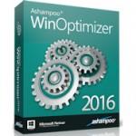 Ashampoo® WinOptimizer 2016