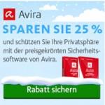 Avira AntiVirus mit 25% Rabatt (Winteraktion)