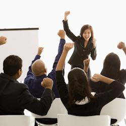Mitarbeiter, Erfolg und Motivation