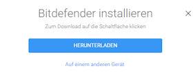 Bitdefender : Bitdefender auf einem weiteren Gerät installieren und Lizenz hinzufügen