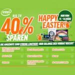 Happy Easter: Bis zu 40% auf Notebooks, Tablets, Software und mehr