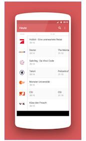TV-Programm App ON AIR