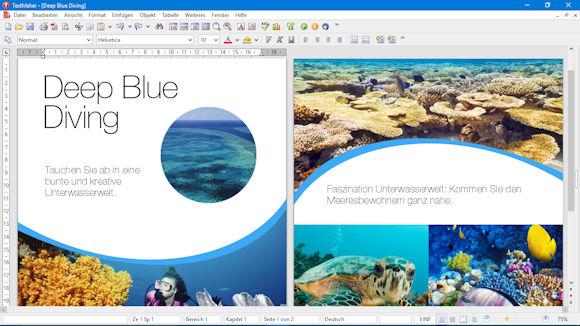 SoftMaker FreeOffice 2016 für Windows und Linux  - kostenlose Office Software