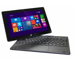 Verico Windows Tablet mit 128 Gbyte Speicher