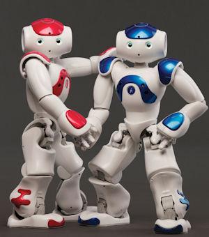 """Humanoider Roboter """"NAO"""""""
