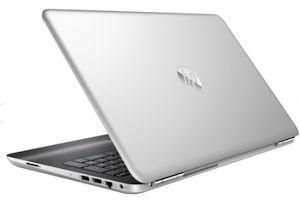HP Pavilion 15-aw006ng mit SSD und neuem AMD Quad-Core A10-9600P