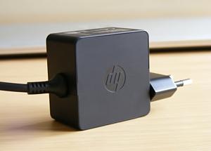 HP Spectre x360 15 : sehr kleines Netzteil