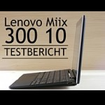 Lenovo Miix 300-10 Testbericht + Video