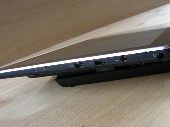 Lenovo Miix-300-10 Anschluesse