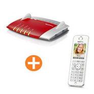 AVM Fritz!Box 7490 + AVM FRITZ!Fon C4 Telefon Bundle Angebot
