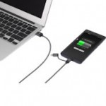 Renkforce Micro-USB/Lightning 2-in-1 Lade- & Sync-Kabel bei Conrad.de