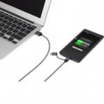 Renkforce Micro-USB/Lightning 2-in-1 Lade- & Sync-Kabel bei Conrad.de