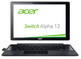 Acer Switch Alpha 12 - hochwertiges 2in1 Device