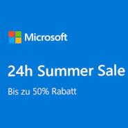 Microsoft Summer Sale: 24 Stunden tolle Angebote!