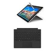 Microsoft Surface Pro 4 + Type Cover + Adobe Creative Cloud Foto-Abo