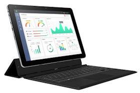 Chuwi VI10 Plus Tablet mit Remix OS 2.0