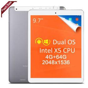 Teclast X98 Plus II 2 in 1 mit Dual-Boot und 2K Display